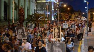 Miles de personas marcharon en todo el país en el Día de la Memoria, la Verdad y la Justicia