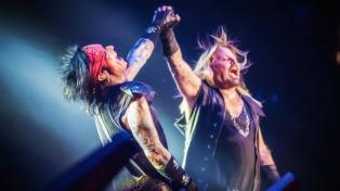 Netflix, tras los derechos de la película sobre Mötley Crüe