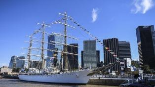 Destinos, características e historia de la Fragata Libertad