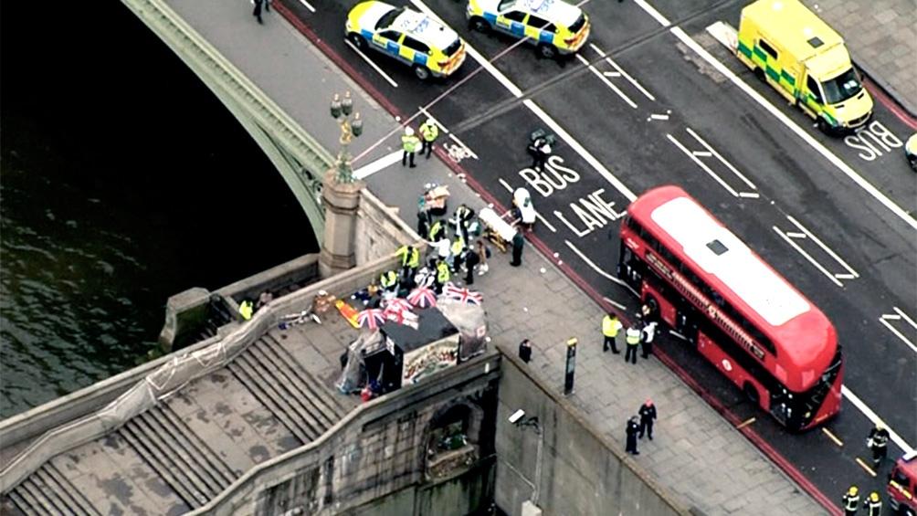 atentado en Londres
