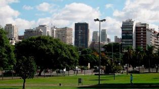 Martes con una máxima de 21 grados en la ciudad de Buenos Aires
