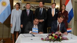 La Argentina y los Países Bajos firmaron un acuerdo sobre Empleo y Diálogo Social