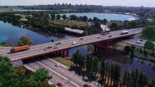 Comenzó la construcción de un nuevo puente sobre el Riachuelo para conectar Villa Soldati y Lanús