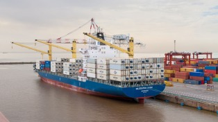 El puerto eliminó los costos de inscripción para empresas de servicios