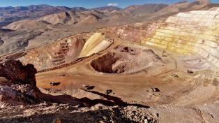 Barrick Gold presentó un proyecto de reingeniería ante autoridades nacionales y provinciales