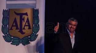 Los dirigentes de AFA se ocuparon de la jubilación de los futbolistas