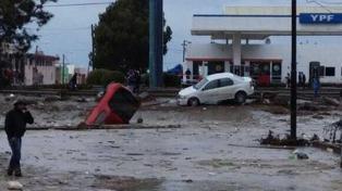 Las lluvias no dan tregua y se esperan tormentas en ocho provincias y Capital Federal