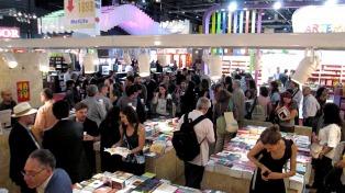 La agenda de actividades de la Feria del Libro para este miércoles