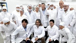 """Macri aseguró que las leyes Emprendedores y Pyme """"democratizan las oportunidades"""""""