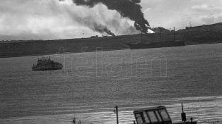 """El hundimiento del buque logístico Atlantic Conveyor fue el """"error más grande"""" de la fuerza británica"""