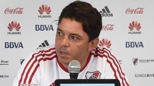 Gallardo confirmó el mismo equipo para jugar ante Quilmes