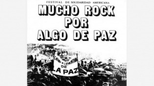 El triste momento en que el rock argentino se convirtió en una cuestión oficial