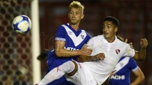 Independiente y Vélez empataron en el arranque de la fecha 18