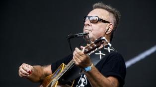 Gieco apostó a un sonido rockero y joven y así ganó en el Lollapalooza
