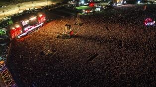 El Lollapalooza Argentina 2020  ya tiene fecha