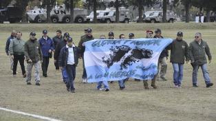 Aún en democracia, la inteligencia de la Policía Bonaerense espió a ex combatientes