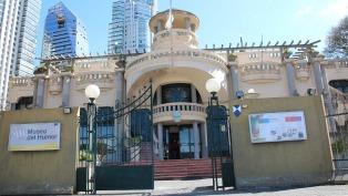 Una muestra rescata el patrimonio urbano porteño en el Museo del Humor