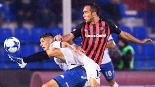 San Lorenzo cayó en el final con Tigre en Victoria y se alejó del líder Boca