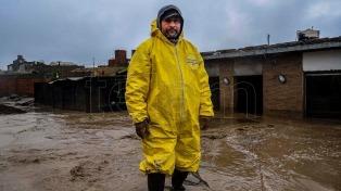 Temporal en Comodoro Rivadavia: el dolor de los que perdieron todo y buscan recuperarse