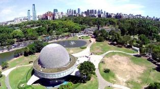 Sábado algo nublado y cálido en la Ciudad de Buenos Aires y alrededores