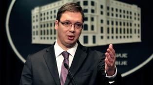 El premier serbio ganó las elecciones presidenciales, según las proyecciones