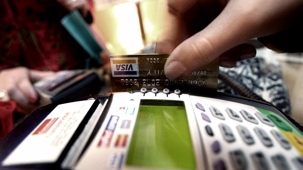 Hay resistencia — Pago con débito