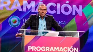 Horacio Levin dejó su cargo de director ejecutivo de la Televisión Pública Argentina
