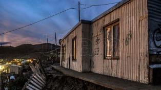 Un geólogo indicó que una obra en el Cerro Chenque salvó a Comodoro de un alud