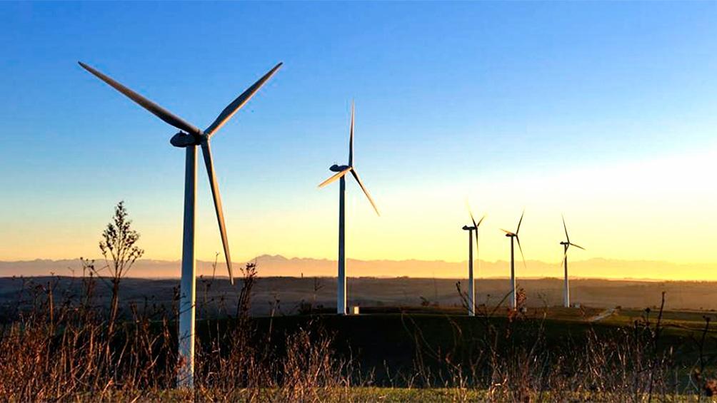 Dos proyectos están ligados a la puesta en marcha de parques eólicos.