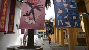 Treinta obras contra la violencia de género, en una muestra colectiva y al aire libre en el Recoleta