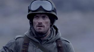 Llega al cine la leyenda del soldado Pedro de Malvinas