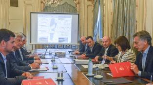 Macri recibió un informe sobre la ayuda que reciben los afectados por las inundaciones