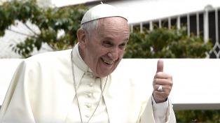 El Papa apadrinará el último partido del Atlético de Madrid en el Estadio Vicente Calderón