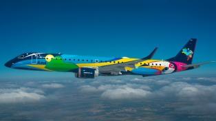 Una empresa brasileña anunció vuelos directos entre San Pablo y Bariloche