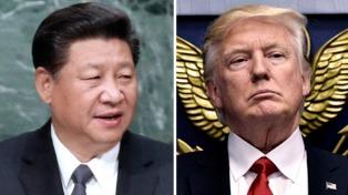 Trump llega a China para definir el futuro de las relaciones con el gigante asiático