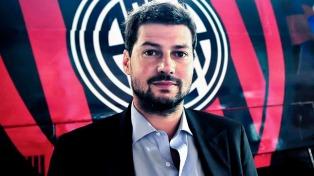 """Lammens: """"Biaggio será el técnico de San Lorenzo en 2018"""""""