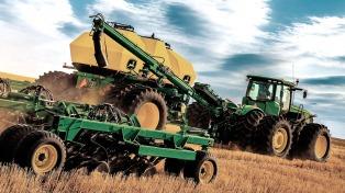 Crecieron 31% las ventas de maquinaria agrícola durante 2016