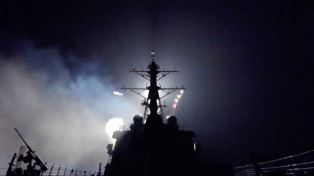 Subieron las acciones del fabricante de los misiles que lanzó EE.UU. sobre Siria