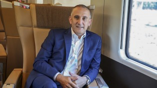Italia y Argentina reforzaron la cooperación en el ámbito ferroviario