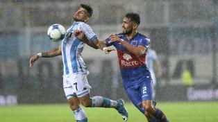 Racing - Tigre se suspendió por la intensa lluvia