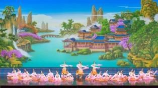 Vuelve a la Argentina una tradicional compañía de ballet chino