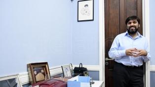"""Para Bossio, los gobernadores son los """"verdaderos protagonistas"""" en el peronismo"""
