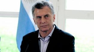 """Macri reclamó jueces que aseguren que """"los delincuentes no salgan impunes"""""""