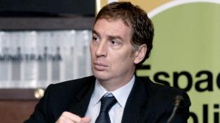 """""""Hoy es un examen duro"""", dijo Santilli sobre el operativo para los festejos"""