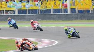 El moto GP dejó saldo turístico positivo en Termas de Río Hondo