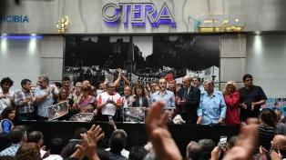 Ctera realizará un congreso extraordinario en el que se anunciarían medidas de fuerza