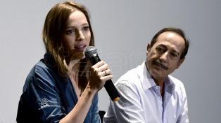 """Francella y Lopilato, reunidos en el final de rodaje de """"Los que aman, odian"""""""