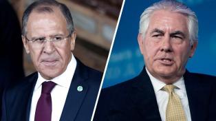 Moscú y Washington cruzaron acusaciones antes de su primera reunión