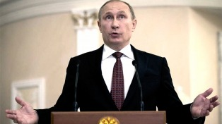 "Putin dijo que se preparan nuevos ataques químicos para ""acusar"" a Assad"