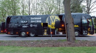 Condenaron al autor del ataque al micro de Borussia Dortmund